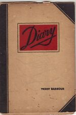 Teddy Barbour Diary