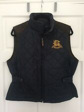 Ladies Ralph Lauren Riding Gilet Size X Large 14