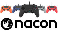 PS4 PS5 Wired Controller - PlayStation 4 5 Officially Licenced Nacon Compact New