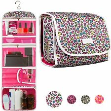 Bella's Gift Hanging Travel Toiletry Bag – Cosmetic Make Up Kit - Tsa Approved
