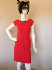 TEMT RED DRESS SIZE 10 FAB LITTLE  RED  DRESS