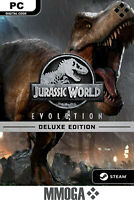 Jurassic World Evolution - Deluxe Edition - PC Steam Code - Einzelspieler - EU