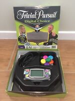 Trivial Pursuit Digital Choice - 25th Anniversary Electronic Edition Board Game