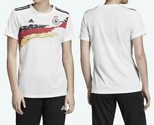 $90 ADIDAS GERMANY HOME SOCCER JERSEY WOMEN'S DN5923 WHITE M