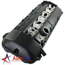 ECCPP Valve Cover with Valve Cover Gasket for 2002-2006 BMW 325Ci 325i 325Xi 330Ci BMW 330Xi 525i 530i Compatible fit for Engine Valve Covers Kit