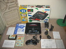 SEGA MEGADRIVE 2 PUYO PUYO PACKAGE IMPORT JAP CONSOLE!UNIT IN MINT CONDITION!