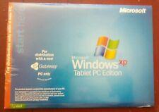 new/sealed Microsoft Windows XP Tablet PC Edition - gateway ░░░░░░░░░░░░░░░░░░░░