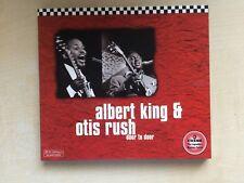 ALBERT KING & OTIS RUSH - DOOR TO DOOR Chess Records gatefold (CD ALBUM)