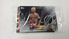 2016 TOPPS WWE ENZO Amore Card NXT Londres Takeover Authentic Mat Relic