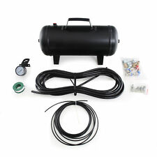 Smittybilt XRC Overland Red Air Tank 2.5 Gallon Tank With Fittings S/B99210-2