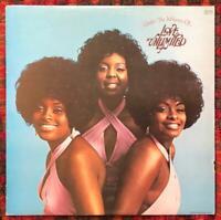 LOVE UNLIMITED LP Vinyl UNDER THE INFLUENCE EXCELLENT Top Copy BARRY WHITE 1973