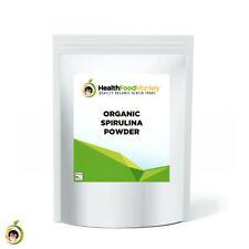 Organic Spirulina Powder (Certified Organic) **DISCOUNTED PRICE**
