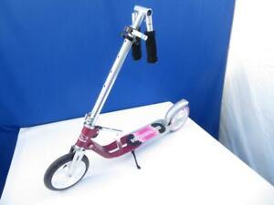 Hudora 14764 Big Wheel 205 Roller Cityroller Tretroller Aluminium