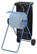 Kimberly-Clark Halterung für Putztücherrolle und Müllbeutel Ständer Halter NEU