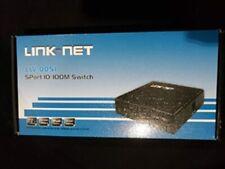 Network Switch 5 port 10/100M . Link-net   Mod. LW-005i