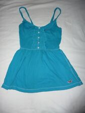 Womens Top Turquise Made By Hollister Size Extra Small