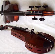 RARE OLD GERMAN MASTER VIOLA JULIUS ZOLLER - VIDEO - BRATSCHE 中提琴 альт ビオラ 663