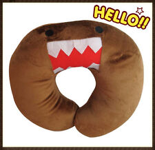 DOMO KUN USB VIBRATION CAR SEAT SOFA CHAIR BACK SUPPORT NECK PLUSH PILLOW TOY