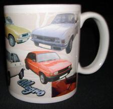 AUSTIN ALLEGRO CLASSIC CAR MUG.LIMITED EDITION.