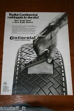 BD1=1972=CONTINENTAL PNEUMATICI TIRES=PUBBLICITA'=ADVERTISING=WERBUNG=