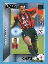 CALCIO CARDS 2005 Panini - Figurina/Sticker -n. 110 - CAFU - MILAN -New