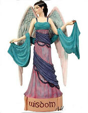 WISDOM Angel Virtues Figure Fairy Diva Ornament Jessica Galbreth faery faerie