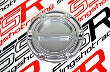 Triumph Silver Keyless Billet Gas Fuel Cap (90-92) Daytona (05-10) Rocket III