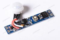 PIR2 Circuito Tiras Strip LED Interruptor Sensor De Presencia Perfiles B8D7