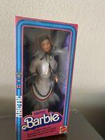 Vintage 1981 ARCTIC ESKIMO Barbie #3898 NRFB  Dolls of the World Collection.