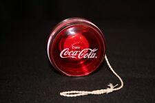 Vintage NEW COCA COLA YOYO Coke Yo Yo Coca-Cola Yo-yo 2002 SEALED Clear Plastic
