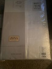 Zona Studio Fully Lined Pencil Pleat Curtains 66 X 72  Brand New