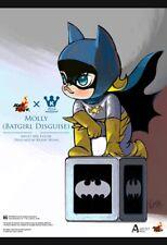 Hot Toys x Kennyswork Artist Mix Vinyl Figure Molly Bat Girl DC Sofubi ON HAND