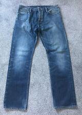 Mens Burberry Brit Vintage Slim Jeans W34 L32