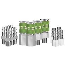 14 Piece Flexzilla Pro High Flow Coupler And Plug Kit - 1/4 in. NPT LEGA53458FZ