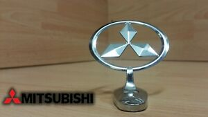 🌟MITSUBISHI🌟Pajero, L200, Shogun, FTO Chrome Bonnet Badge Emblem accessories🌟