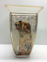 Goebel Artis Orbis Gustav Klimt Die Erfullung Vase Tealight Tea Light Vase N8