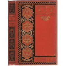 Le CACHALOT BLANC par Théodore CAHU Aventure Illustrée de Gravures Hachette 1895