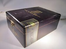"holz zigarrenschachtel ~ pepin ""mein vater factory l 'atelier lat 54 (pete johnson blend)"