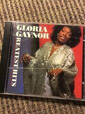 GLORIA GAYNOR - 11TRX GREATEST HITS CD, OOP POLYDOR/BMG MUSIC CLUB CD