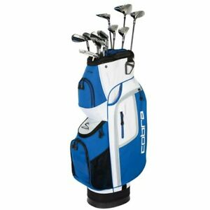 Cobra Fly-Z XL Complete Golf Set - Graphite With Cart Bag