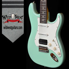 Suhr Classic Pro HSS Rosewood Fretboard Quartersawn Maple Neck Surf Green