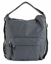 MANDARINA DUCK MD20 Lux Backpack Rucksack Tasche Titanium Grau