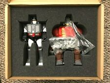 TRANSFORMERS Club TFSS 5.0 Double Pretenders Megatron & Optimus Prime NEW!
