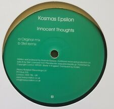 "Kosmas Epsilon ""Innocent Thoughts"" * HR005 / Original Mix + Stel Remix"