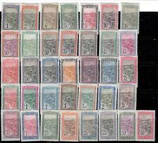 Madagascar,Scott#79-114,MH,Scott=$66
