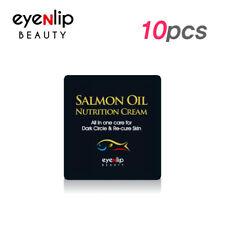 [EYENLIP] ® Salmon Oil Nutrition Cream Pouch 1.5ml * 10pcs [Sample]