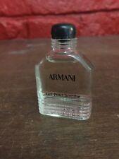 Armani Eau Pour Homme EDT Sample Mini Italy JB3
