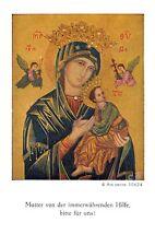 """Fleißbildchen Heiligenbild Gebetbild """" Hummel """" Holy card Ars sacra"""" H636"""""""