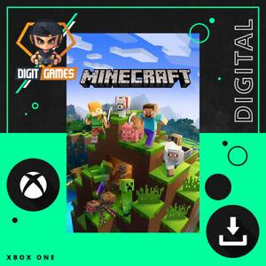 Minecraft - Microsoft Xbox One / Xbox Live [Full Game] Digital Download