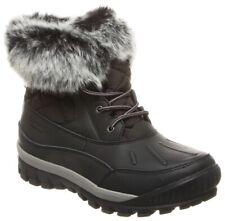 Bearpaw Women's Becka Boot Black/Grey Size 7